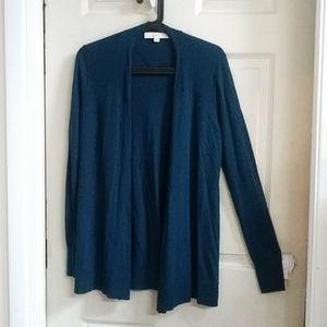 LOFT Open Cardigan Sweater S